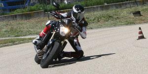 guida sicura moto